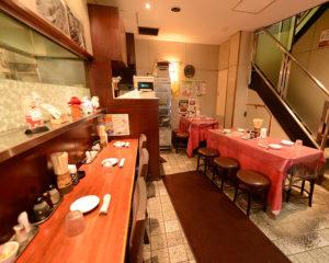 店内・空間_1Fカウンター4席&テーブル席_a-1